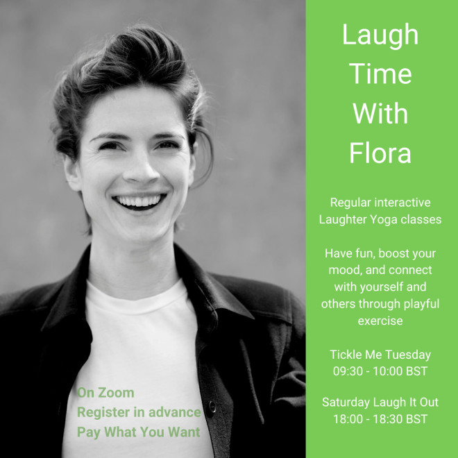 Copy of Laugh Time with Flora